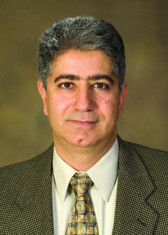Portrait photo of Marwan Krunz