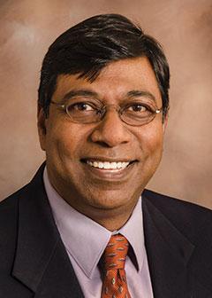Portrait photo of Tamal Bose, ECE Department Head