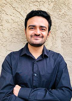 Dhruv Gajaria portrait photo