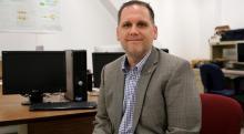 UA ECE professor Roman Lysecky
