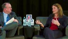 Susan Gray speaks with Larry Head