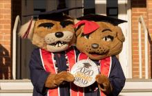 Wilbur and Wilma Wildcat