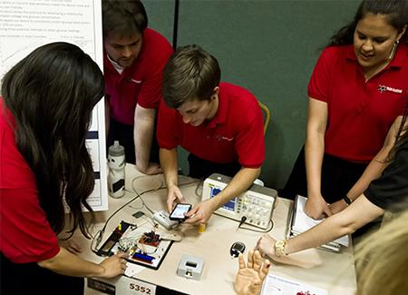 Team Glucose is headed to Dallas for the Texas Instruments Analog Design Contest.
