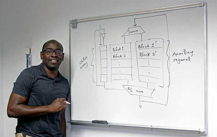 University of Arizona ECE Professor Tosiron Adegbija
