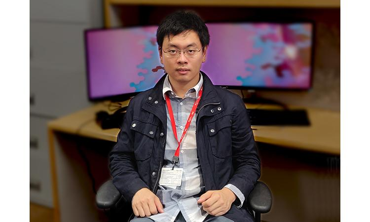 UA alumnus Zhitao Li