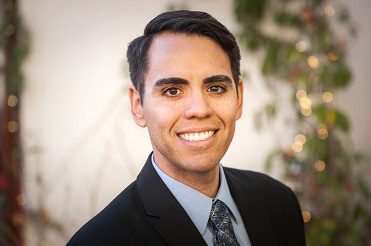 Photo of UA alumnus Christopher Stemple