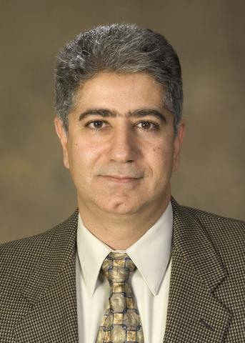 Head shot of professor Marwan Krunz